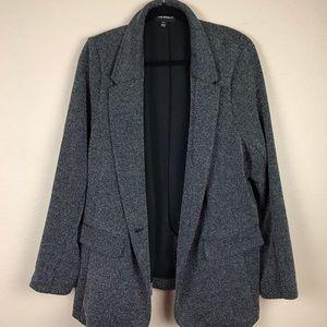 Lane Bryant Grey Suit Blazer - The Bryant Blazer